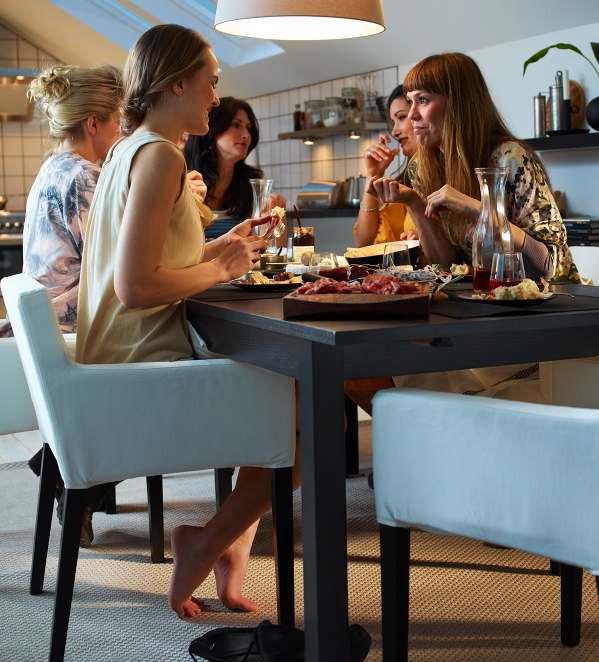 Ikea Dining Area Design Ideas