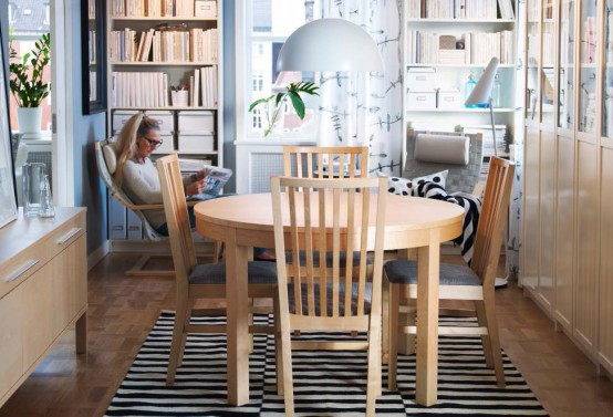 Ikea Dining Room Design Ideas
