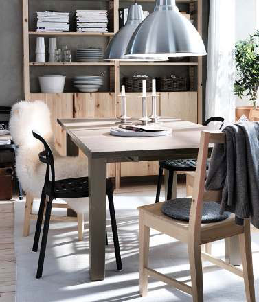 ikea dining room design ideas - Ikea Dining Room Ideas