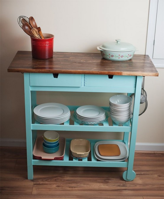 Ikea Forhoja Cart Storage And Display Ideas For Every Home
