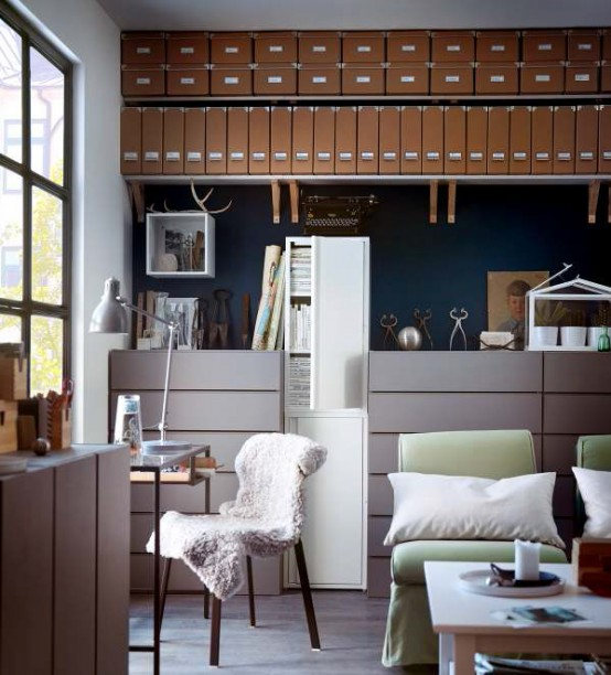 Ikea Home Office Design Ideas