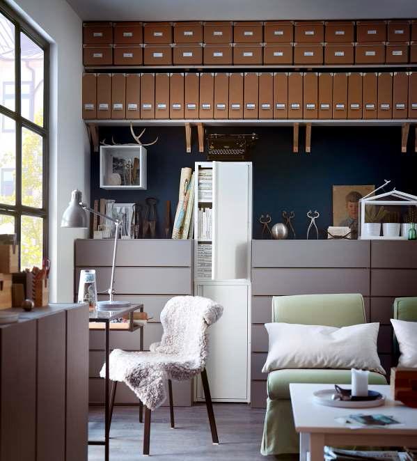 Ikea Home Office Design Ideas