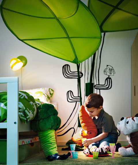 Ikea Kids Room Design Ideas