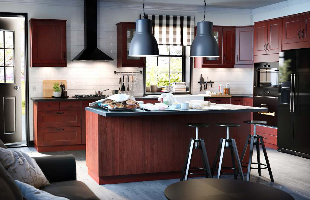 Ikea kitchen design ideas 2013 digsdigs for Great kitchen remodel ideas