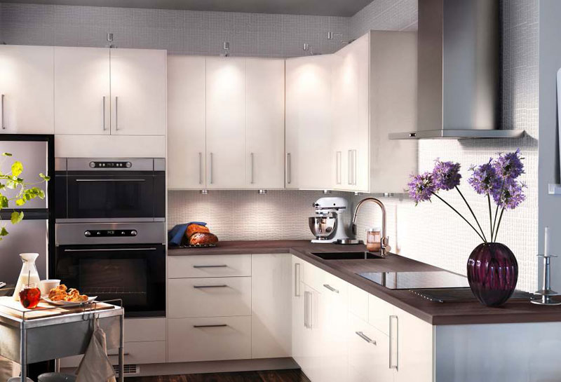 Design For Small Kitchen Ikea