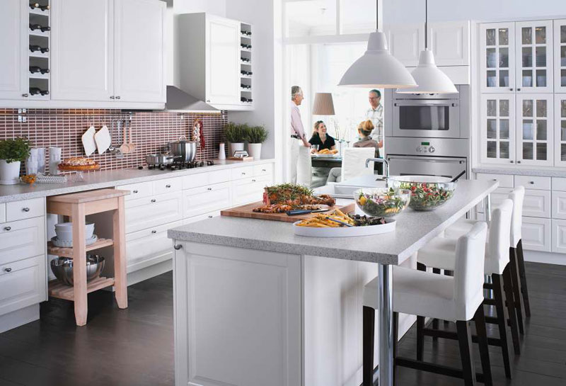 2012 IKEA Kitchen Design Ideas