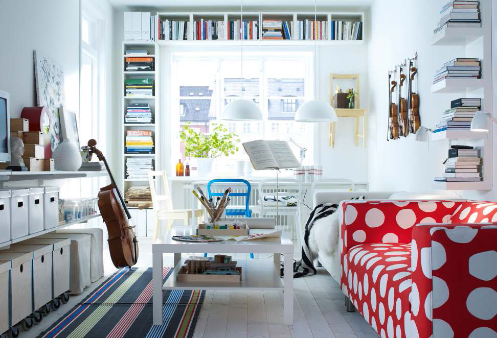 Ikea living room design ideas 2012 digsdigs Ikea small living room ideas