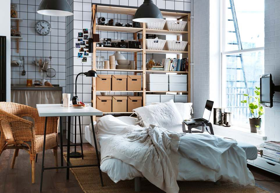 IKEA Living Room Design Ideas 2012