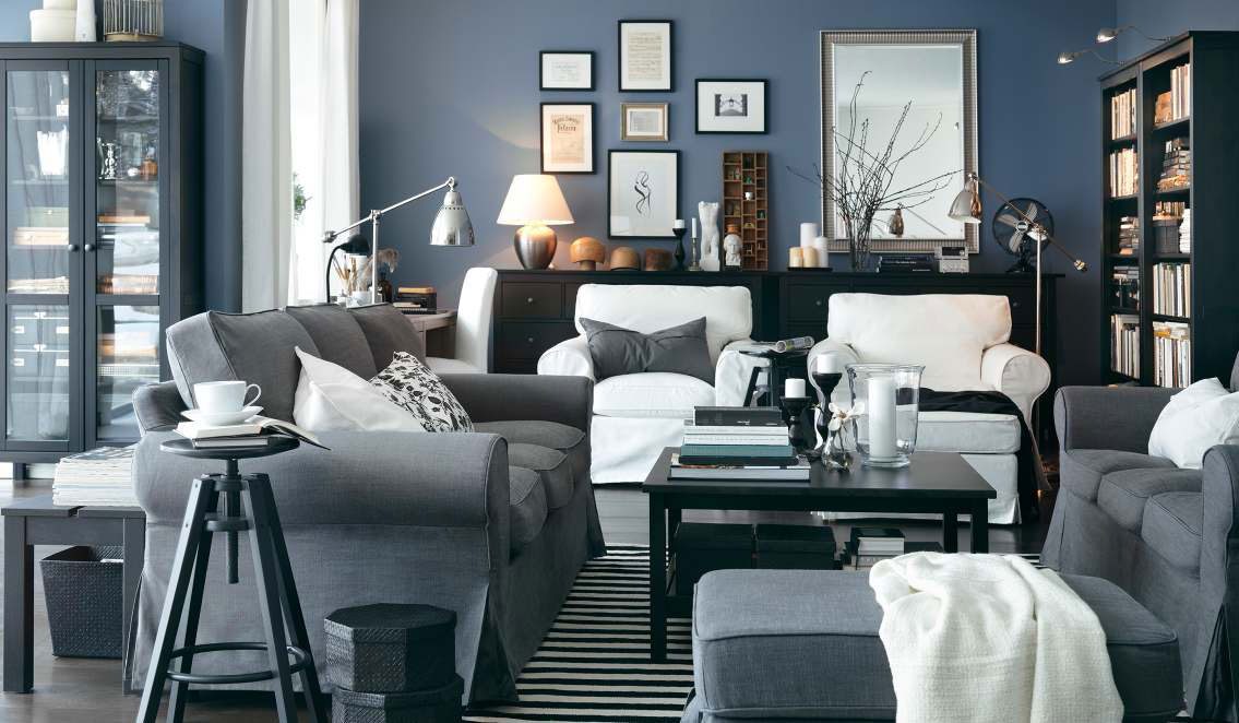 Incredible Blue and Grey Living Room 1135 x 662 · 118 kB · jpeg
