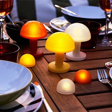 Ikea Solar Lightings For Summer 2009 Digsdigs