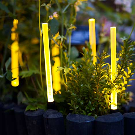 IKEA Solar Lightings for Summer 2009