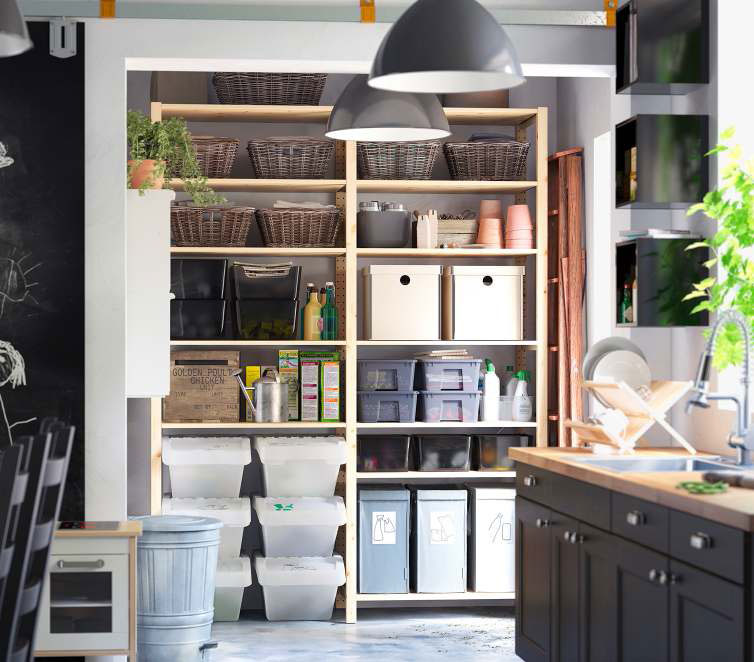 ikea storage organization ideas 2012 digsdigs