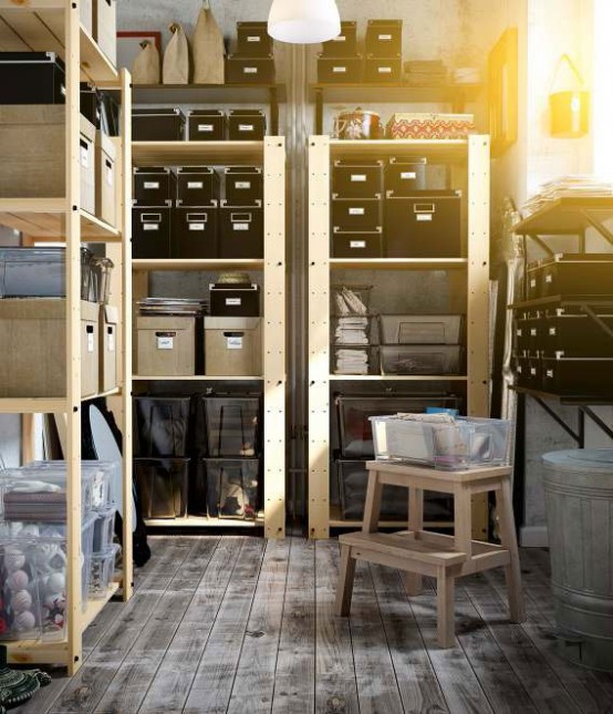 Ikea Storage Organization Ideas