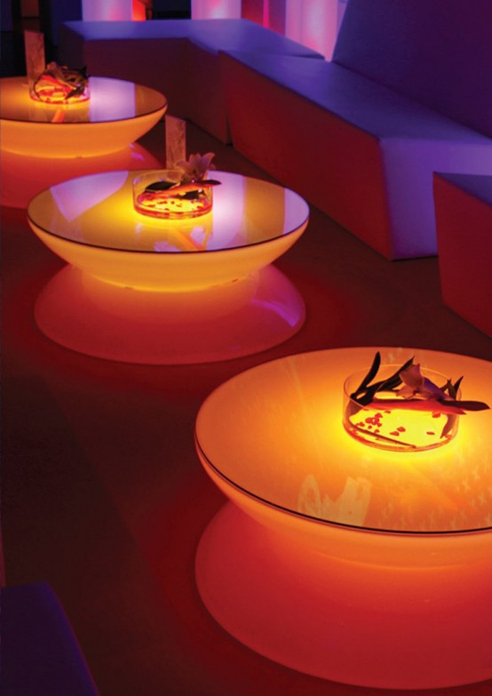 Luxury-light-tables-in-yellow-and-orange-color