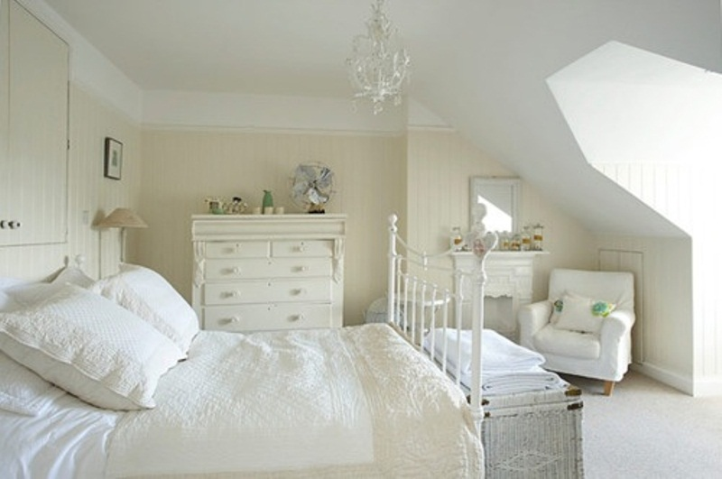 48 impressive bedroom design ideas in white digsdigs for Bedroom designs white