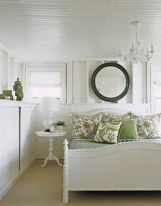 48 Impressive Bedroom Design Ideas In White - DigsDigs