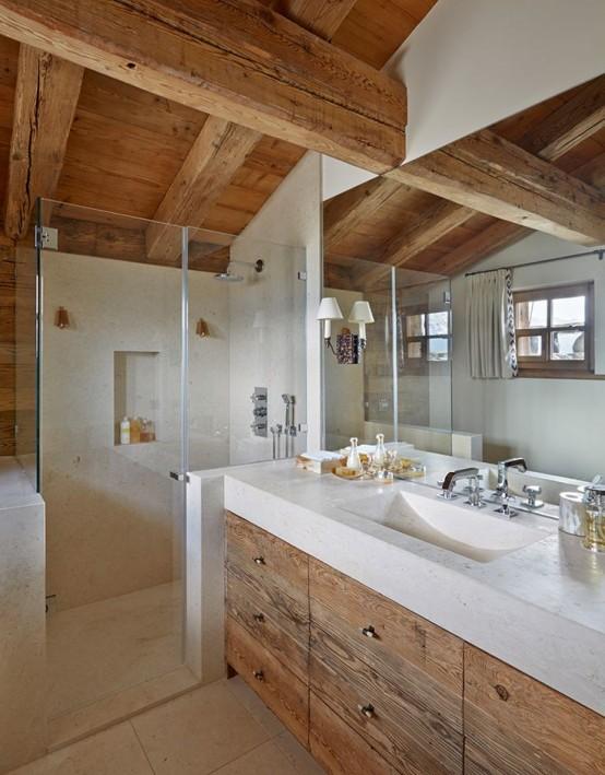 Japanese Spa Bathroom Ideas