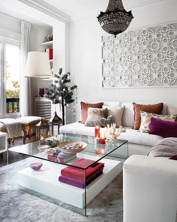 Impressive Glass Top Coffee Tables That Inspire