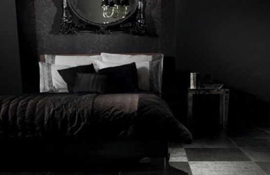 Impressive Gothic Bedroom Designs