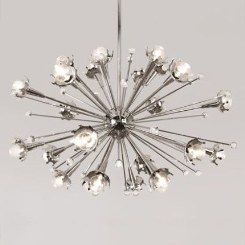 Impressive Mid Century Chandeliers To Make A Statement
