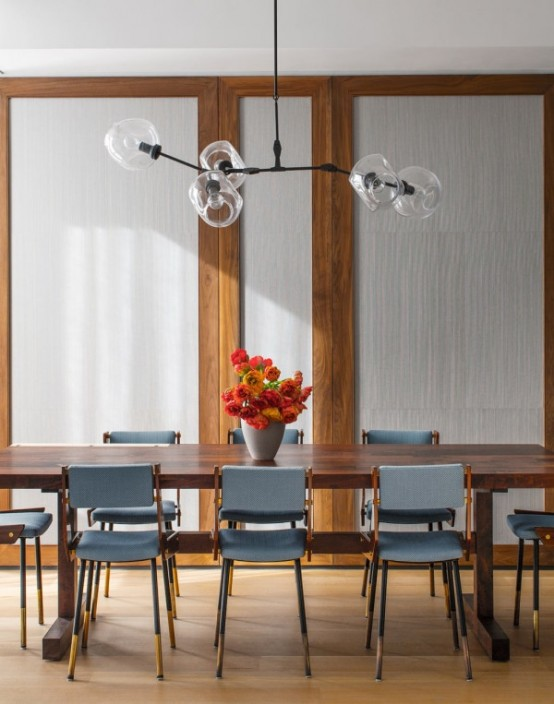 26 impressive mid century chandeliers to make a statement digsdigs impressive mid century chandeliers to make a statement aloadofball Image collections