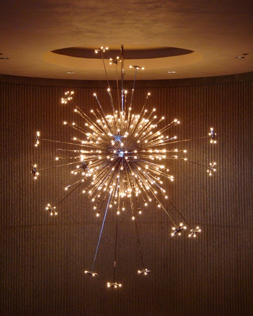 26 Impressive Mid Century Chandeliers To Make A Statement