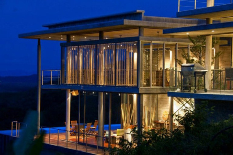 Awesome water bedrooms - Impressive Tropical Villa In Phuket Digsdigs