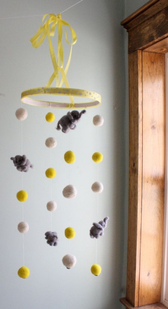 35 Incredibly Cute And Dreamy Nursery Mobiles