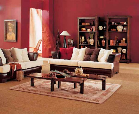 Magic Indian Ideas For Living Room And Bedroom - DigsDigs