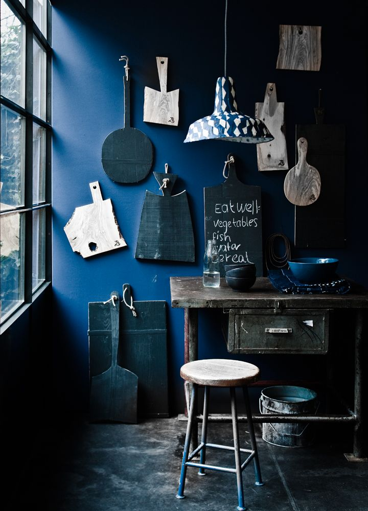 Trend shake 40 indigo home d cor ideas digsdigs for Decoration interieur style marin