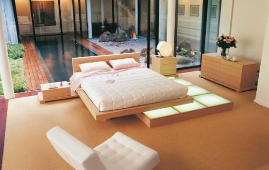 Indoor-Outdoor Bedroom