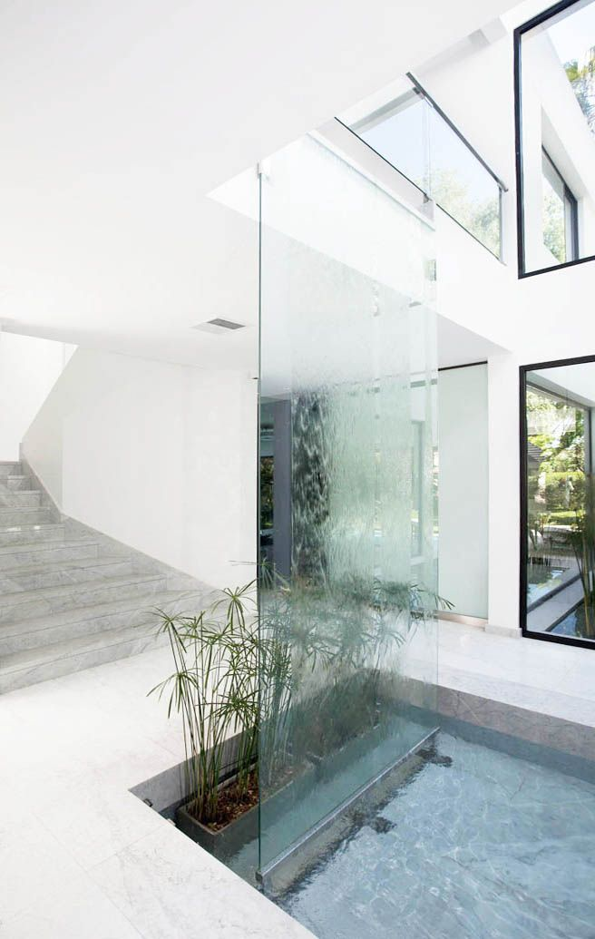 27 Stunning Indoor Water Features You'll Love