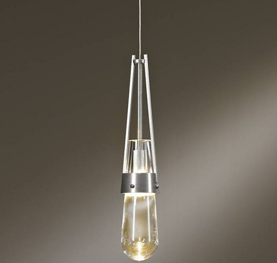 Industiral Link Mini Pendant Lights Collection