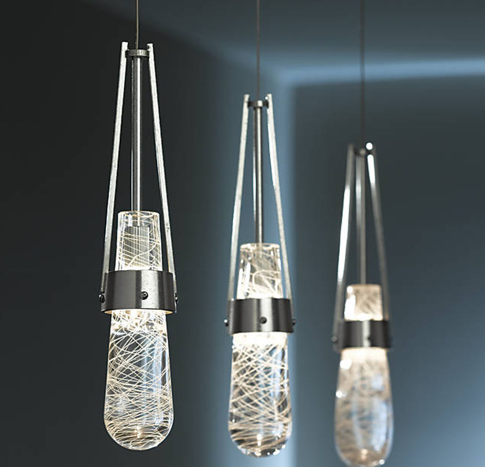 Industiral Link Mini Pendant Lights Collection Digsdigs