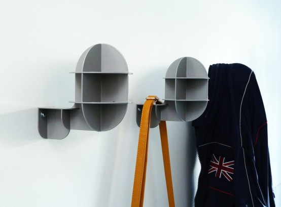 Industrial Battleship Hook With A Cozy Feel