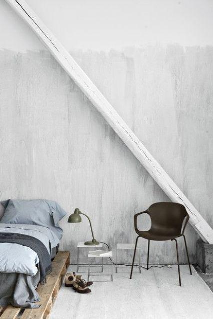 33 Industrial Bedroom Designs That Inspire - DigsDigs