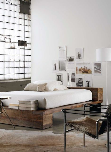 33 Industrial Bedroom Designs That Inspire
