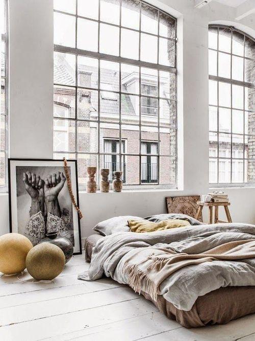 Industrial Bedroom Designs That Inspire Part 33
