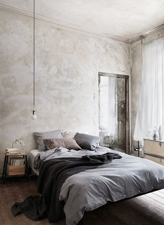 33 industrial bedroom designs that inspire - digsdigs
