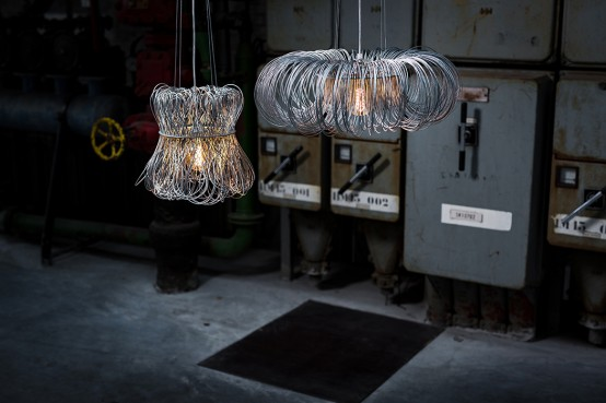 Industrial CLOCHE And ROUNDABOUT Lamp Series