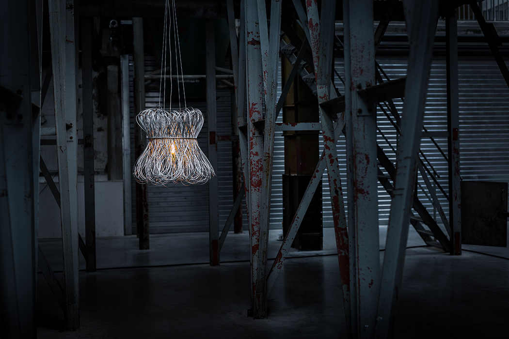 Picture Of industrial cloche and roundabout lamp series  3