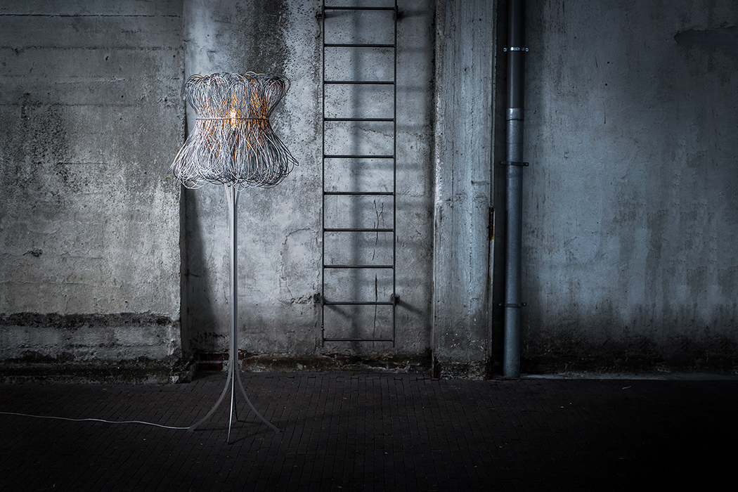 Picture Of industrial cloche and roundabout lamp series  6