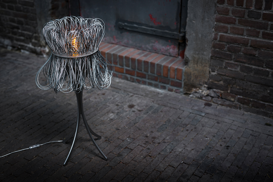 Picture Of industrial cloche and roundabout lamp series  8