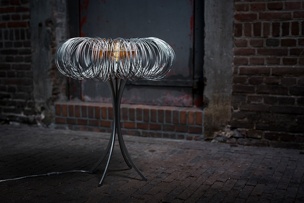 Picture Of industrial cloche and roundabout lamp series  9
