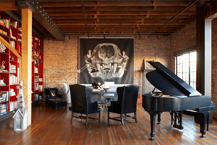 Industrial industrial decor industrial design for Grand designs interior