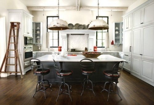45 Cool Industrial Kitchen 45 Cool Industrial Kitchen Designs That Inspire  | DigsDigs Nice Ideas