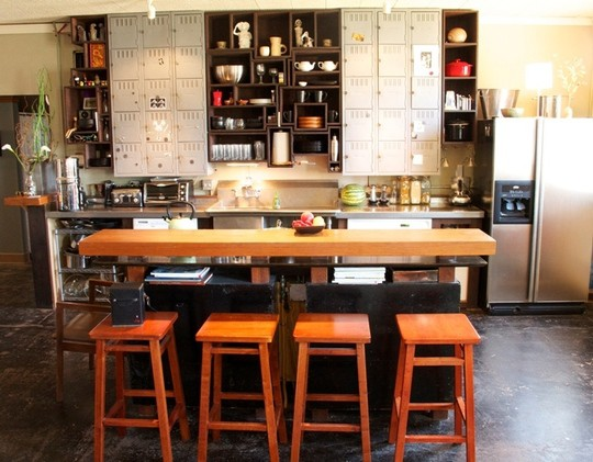 Restaurant Kitchen Interior 59 cool industrial kitchen designs that inspire - digsdigs