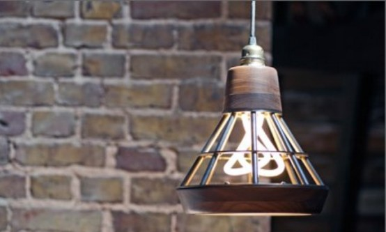 Industrial Work Lamp For Masculine Workspaces