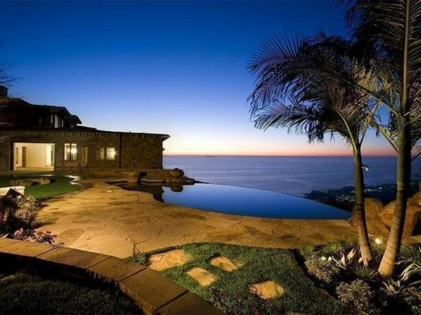 Dream Houses And Rooms ?., Thedreamhouse: Infinity Pool In Lauren Conrad's...