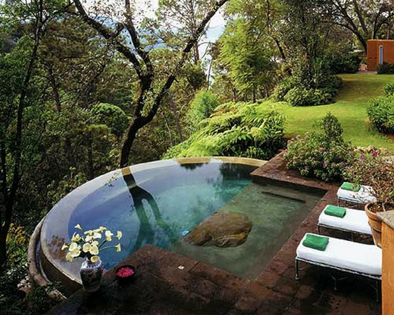 Pools For Your Backyard : 100 Amazing Infinity Pools To Blow Your Mind  DigsDigs